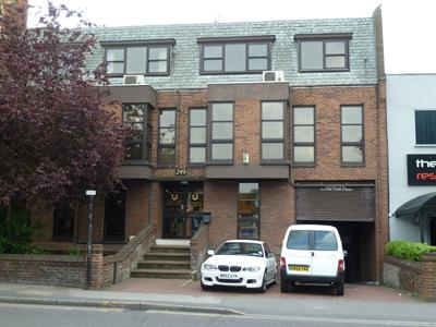 Image of Unit 3. 249 Cranbrook Road, Ilford, Ilford, Essex