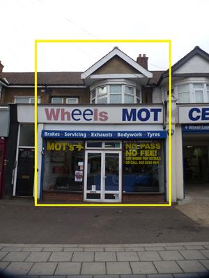 Image of 145 & 145 Beehive Lane , Ilford, Ilford, Essex