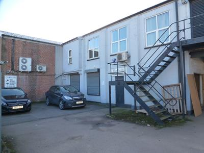 Image of Unit 7. Whilem Works. Forest Road, Hainault, Hainault, Essex