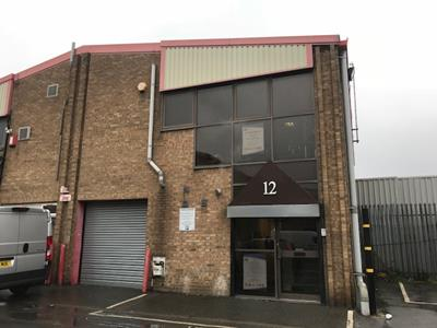 Image of 1st Floor. Unit 12 River Road Business Park , River Road, Barking, Barking, Essex
