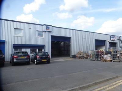 Image of Sterling Industrial Estate, Unit 3. Rainham Road South, Dagenham, Dagenham, Essex