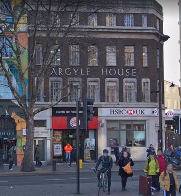 Image of Argyle House, 29-31 Euston Road, Kings Cross, Kings Cross, London