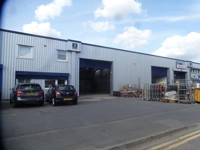 Image of Sterling Industrial Estate, Unit 3 Rainham Road South, Dagenham, Dagenham, Essex