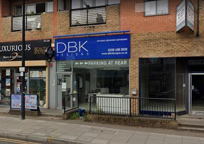 Image of Unit 2b1. 253-269 High Road, , Woodford Green, Woodford Green, Essex